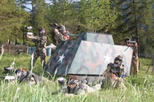 Photo Paintball
